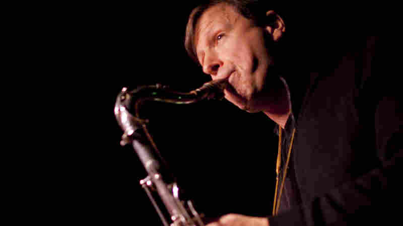 Chris Potter Quartet On JazzSet