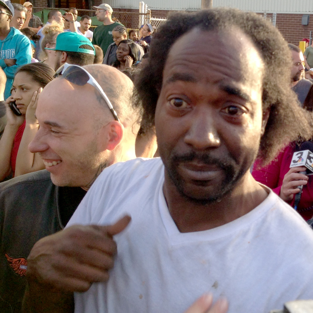 Cleveland Hero Charles Ramsey Rewarded With Burgers For Life