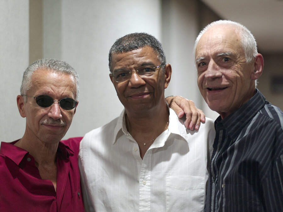 Keith Jarrett: 'I Want The Imperfections To Remain' : NPR