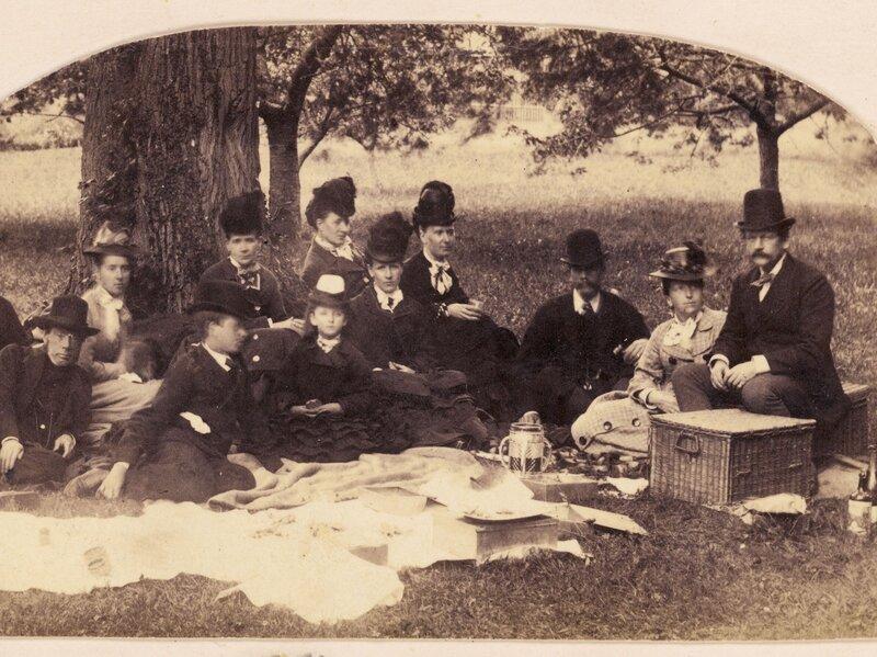 origin of the word picnic