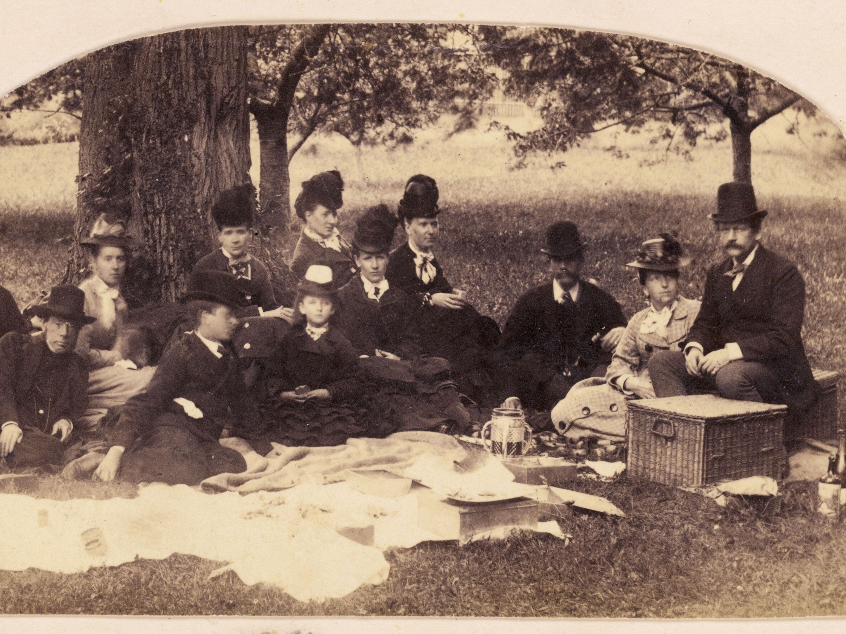 Picnicking Through The Ages