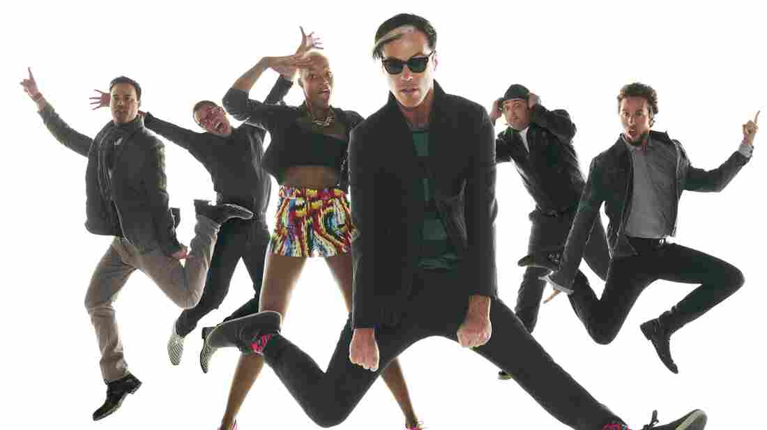 Fitz & The Tantrums.