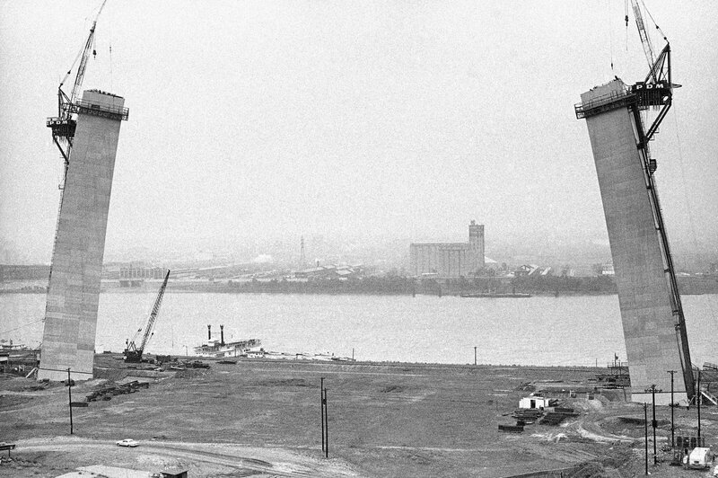 Gateway Arch Biography Reveals Complex History Of An American Icon