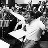 "Leonard Bernstein leads the London Symphony Orchestra. He called Stravinsky's famously savage Rite of Spring ""extremely tuneful and dancy, rhythmically seductive, beguiling."""