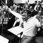 """Leonard Bernstein leads the London Symphony Orchestra. He called Stravinsky's famously savage Rite of Spring """"extremely tuneful and dancy, rhythmically seductive, beguiling."""""""