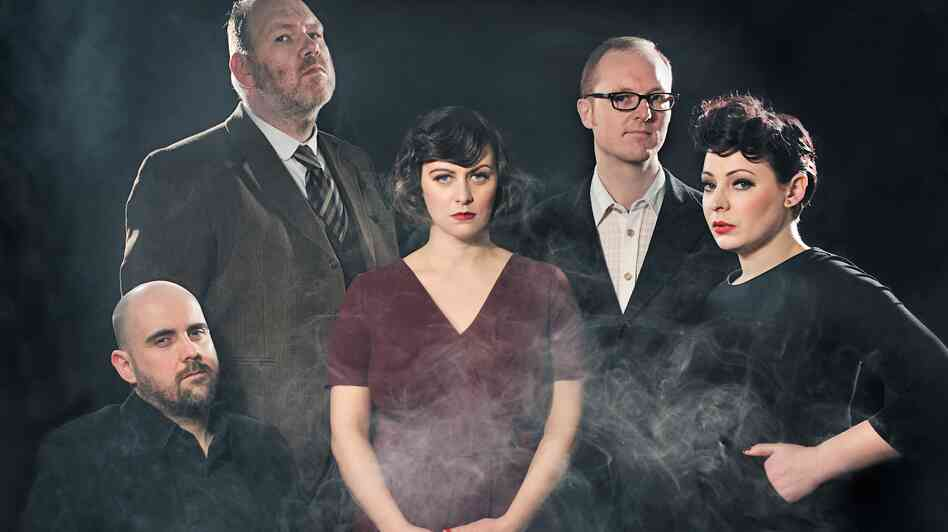 Camera Obscura's new album, Desire Lines, comes out June 4.