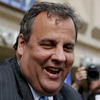 New Jersey Gov. Chris Christie earlier this month.