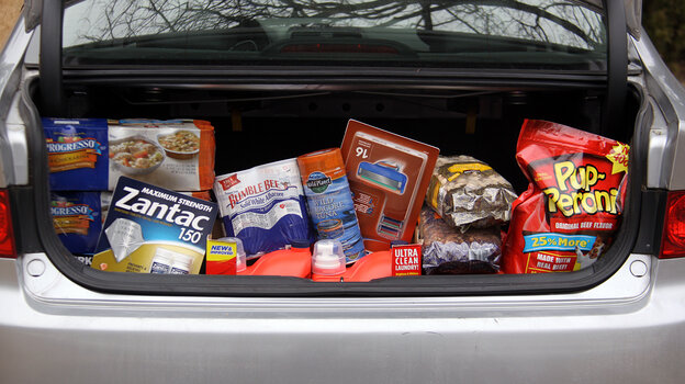 A recent trip to Costco cost NPR's Uri Berliner $303.53. T