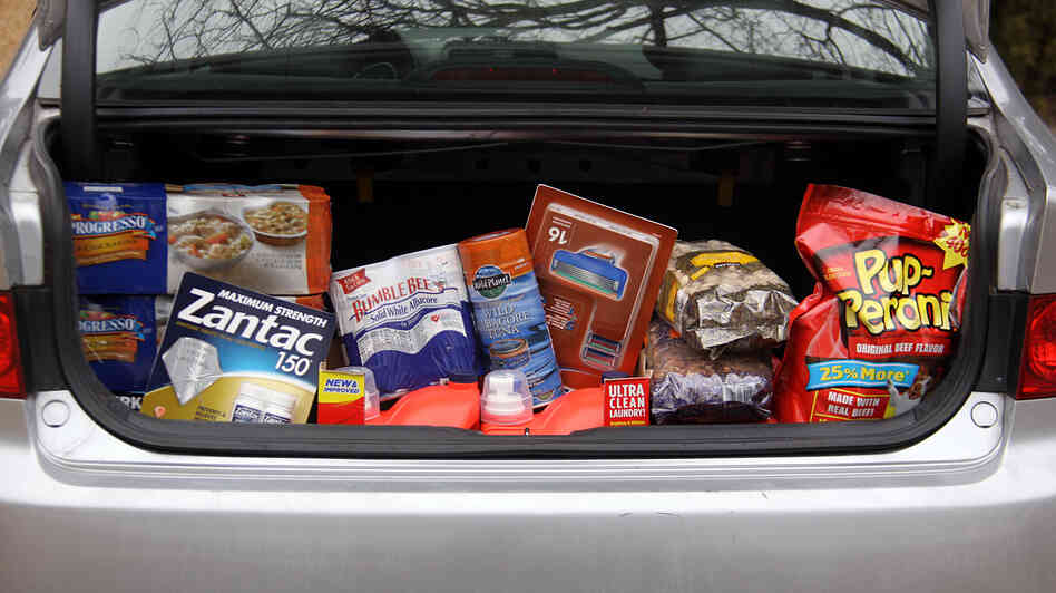 A recent trip to Costco cost NPR's Uri Berliner $303.53. The haul included razor blades, cans of soup and tuna fish, laundry detergent, heartburn relief medicine and dog treats. As an investment, it will pay off if he uses what he bought — and if the