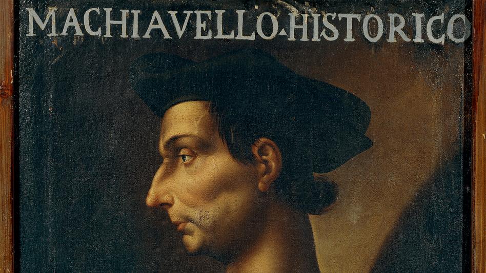 Prince niccolo machiavelli essays