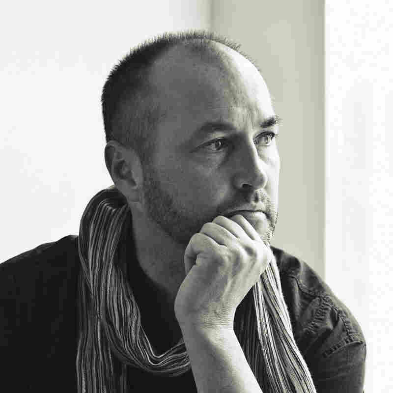 Colum McCann's last book was Let the Great World Spin.