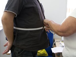 Evidence is growing that bariatic surgery reduces health risks of obesity.