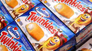 Hostess Twinkies are offered for sale in Chicago, part of the last shipment of Hostess products the company made in 2012.