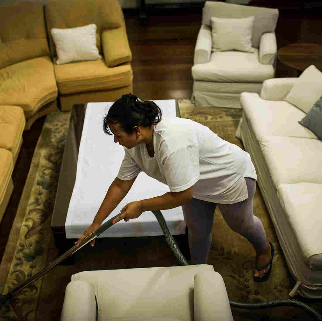 'We Are Not Valued': Brazil's Domestic Workers Seek Rights