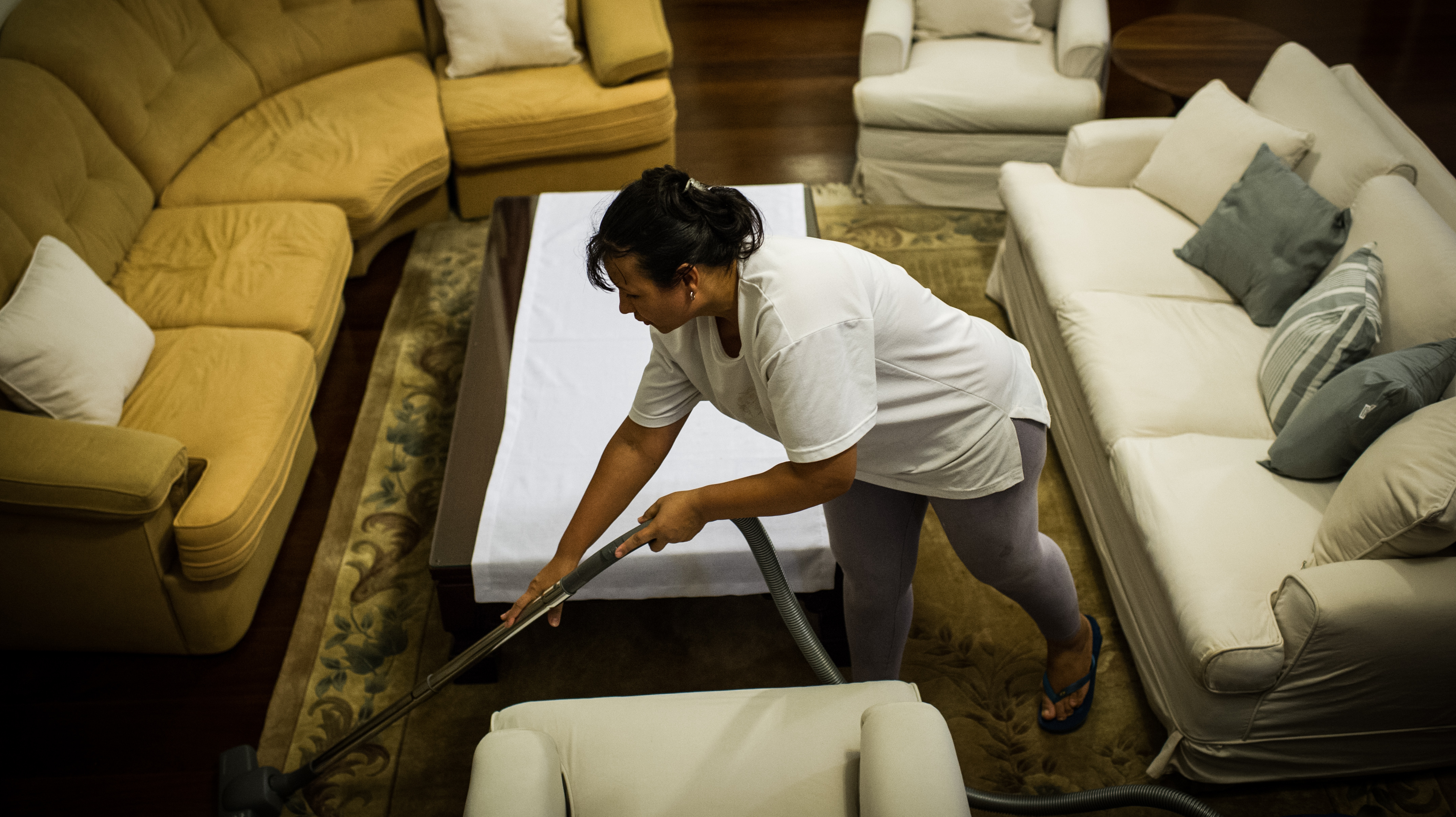 We Are Not Valued Brazils Domestic Workers Seek Rights NCPR News - Brazil's tallahassee