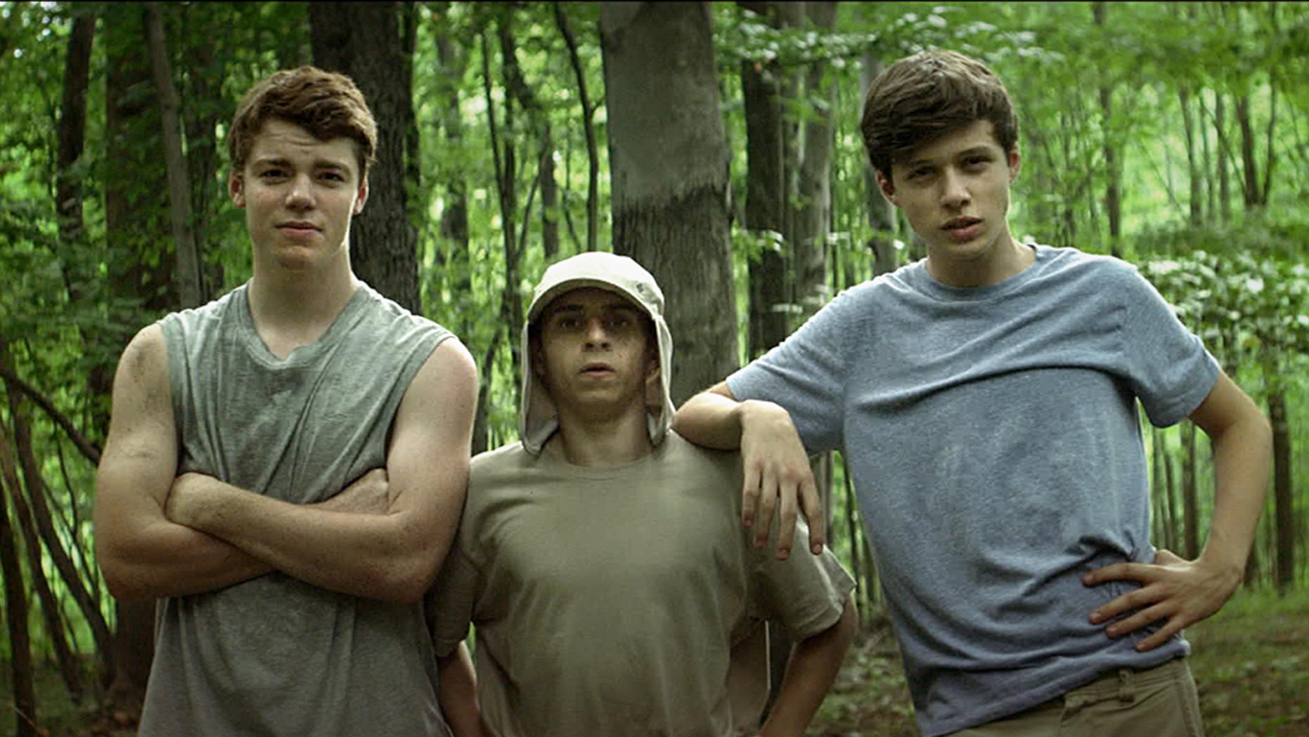 Movie Review: 'Kings Of Summer,' Directed By Jordan Vogt-Roberts : NPR