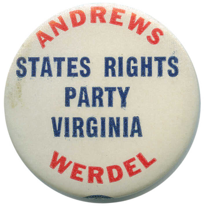 Andrews received 111,000 votes nationally, 0.2% of the total cast.