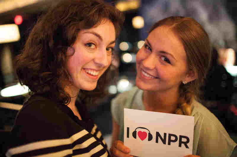 Candidates don't need to know everything about NPR or public radio, but it helps to be a least a little familiar. And it doesn't hurt to love NPR.