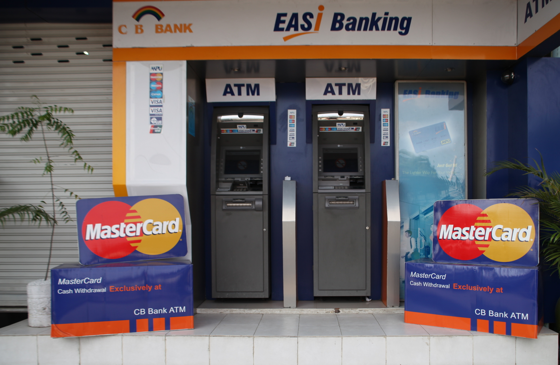 In A Single ATM, The Story Of A Nation's Economy