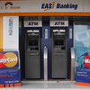 A bank in Yangon recently opened the first ATM in Myanmar that's connected to the rest of the world.