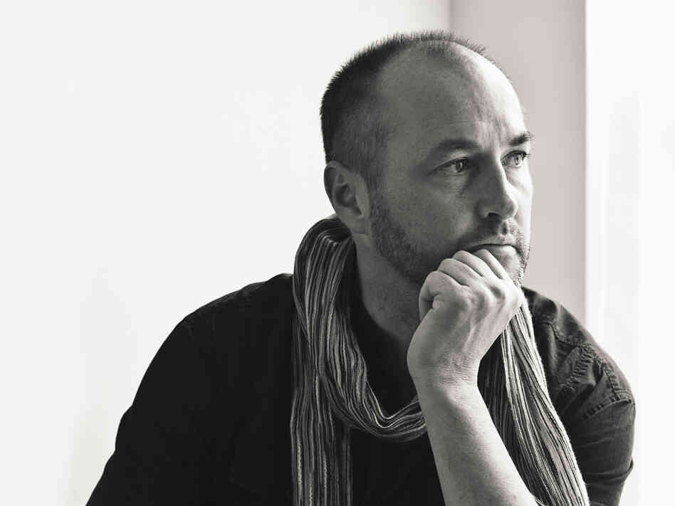 Colum McCann won the National Book Award in 2009 for Let the Great World Spin.