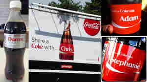 Personalized Coca-Colas, But Not If Your Name Is Mohammed Or Maria