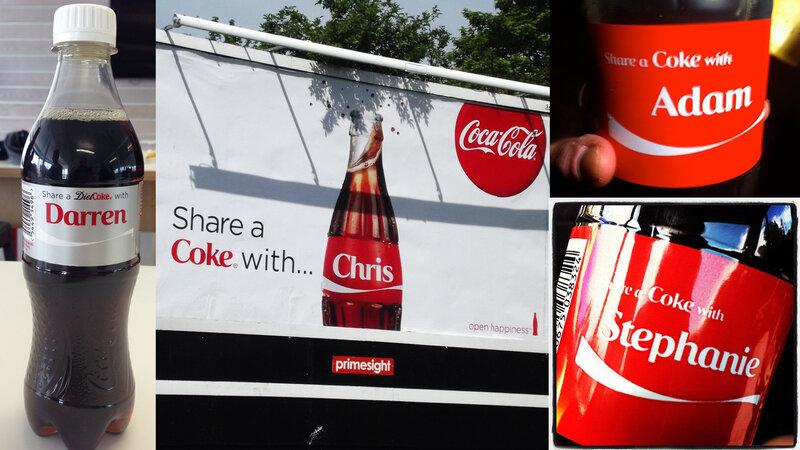 24b5f086a77b0 Personalized Coca-Colas