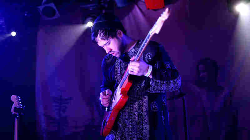 Unknown Mortal Orchestra: NPR Front Row