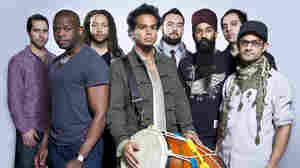 Red Baraat On World Cafe