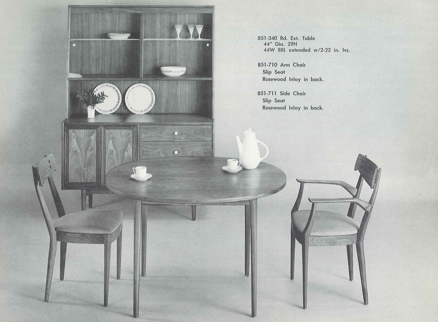 Modern Furniture Catalog midcentury furniture + grandkid nostalgia = modern trend : npr