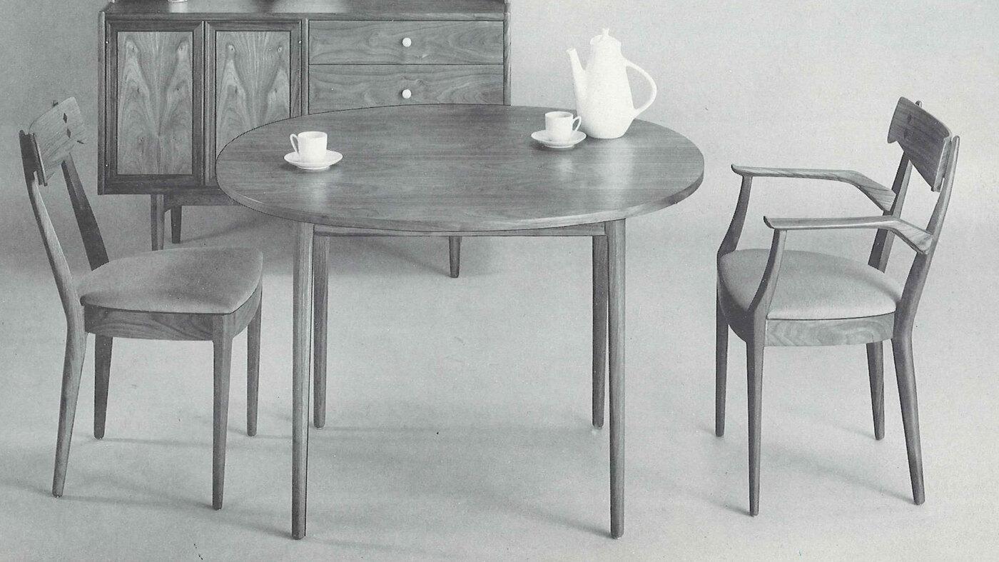 Pleasant Midcentury Furniture Grandkid Nostalgia Modern Trend Npr Dailytribune Chair Design For Home Dailytribuneorg