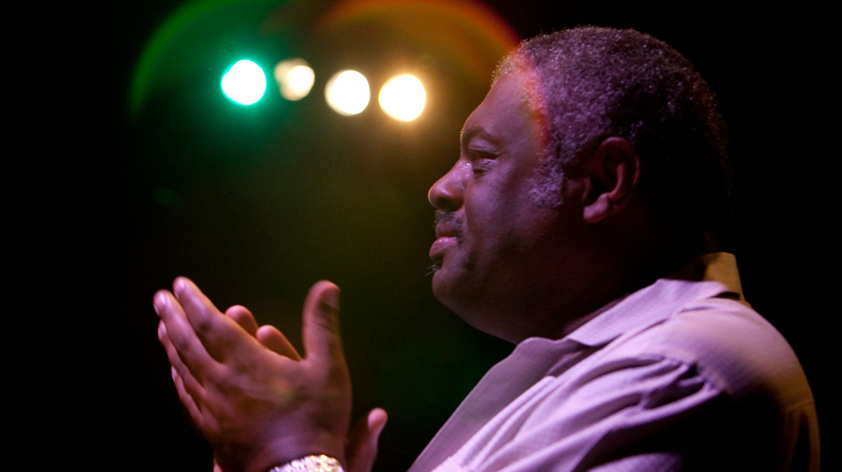 Mulgrew Miller onstage in 2011 in Potenza, Italy. (Getty Images)