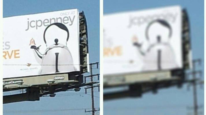 Tempest Over A Teapot: JC Penney Removes 'Hitler' Billboard