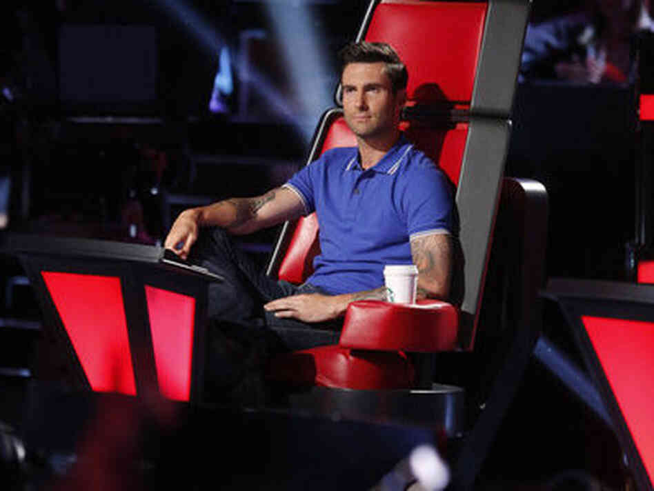 Adam Levine made a very unnecessary statement after Tuesday night's The Voice.