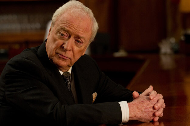 Michael Caine plays an investor in Now You See Me, a film about heist-pulling illusionists.