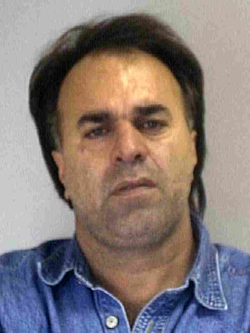 A 2001 photo shows Manssor Arbab Arbabsiar in a mug shot. Arbabsiar has been sentenced to 25 years in prison for plotting to kill Saudi Arabia's ambassador to the U.S.