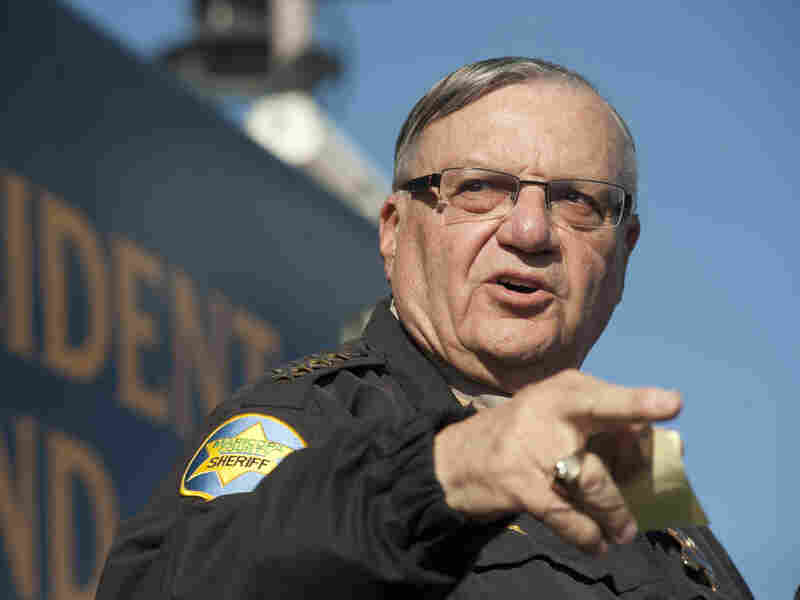 "Maricopa County (Ariz.) Sheriff Joe Arpaio, the self-proclaimed ""toughest sheriff in America,"" is best-known for aggressively enforcing immigration laws."