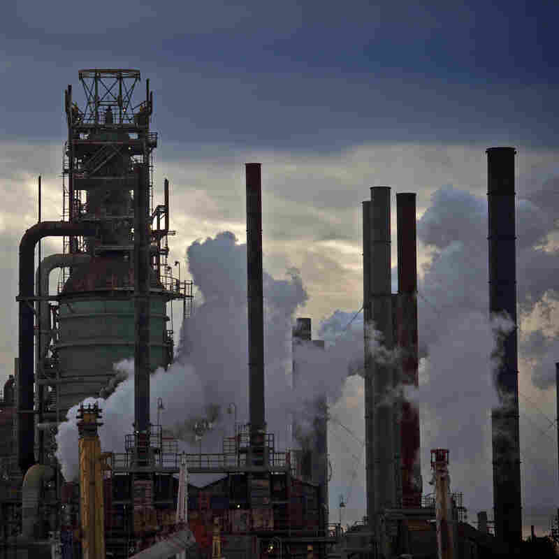 Baton Rouge's Corroded, Overpolluting Neighbor: Exxon Mobil