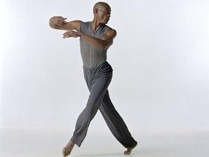 Over three decades, Bill T. Jones created more than 140 works for the Bill T. Jones/Arnie Zane Dance Company.