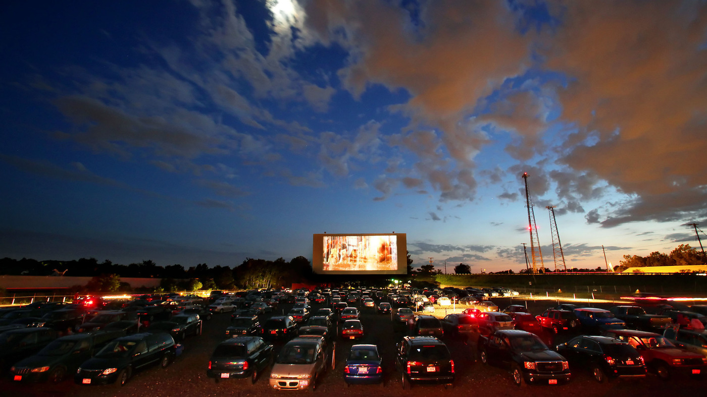 Drive Ins Soon Face Hollywood S Digital Switch Npr