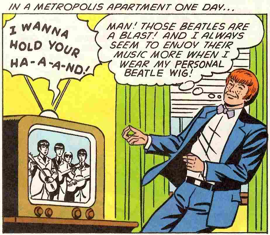 Panel 18 from Superman's Pal, Jimmy Olsen: #79.