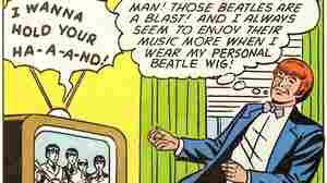 My Favorite Superman Story: When Jimmy Olsen Created Beatlemania