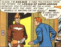 Panel 19 from Superman's Pal, Jimmy Olsen: #79.