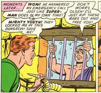 Panel 23 from Superman's Pal, Jimmy Olsen: #79.