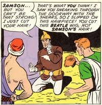 Panel 24 from Superman's Pal Jimmy Olsen.