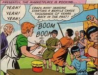 Panel 35 from Superman's Pal, Jimmy Olsen: #79.
