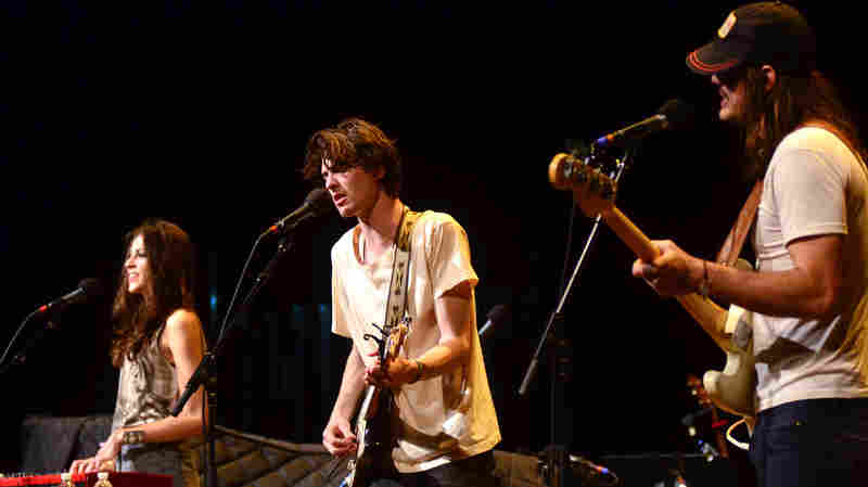 Houndmouth On Mountain Stage