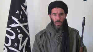 This undated image purports to show militant militia leader Mokhtar Belmokhtar, the al-Qaida associate given a scathing performance review.