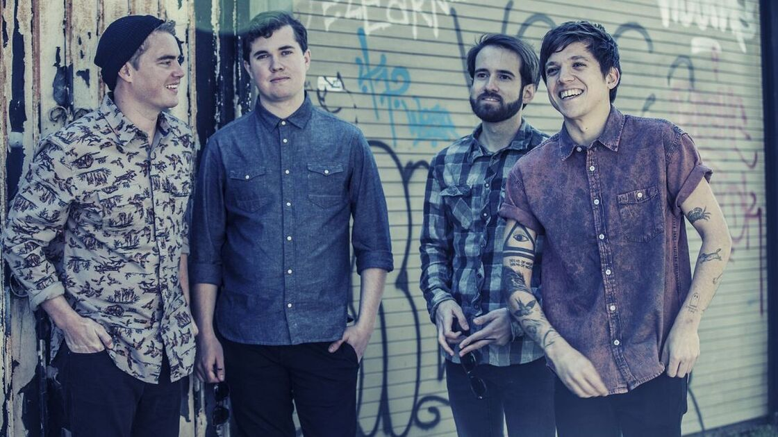 Surfer Blood's new album, Pythons, comes out June 11.