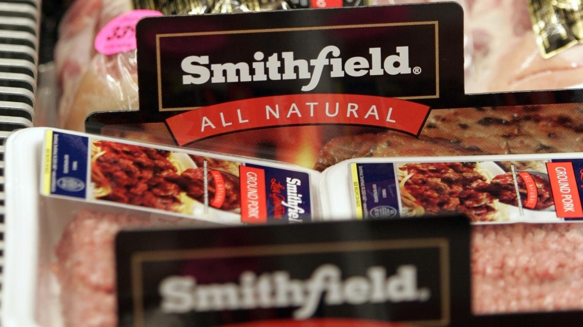 Smithfield Foods Stock Price